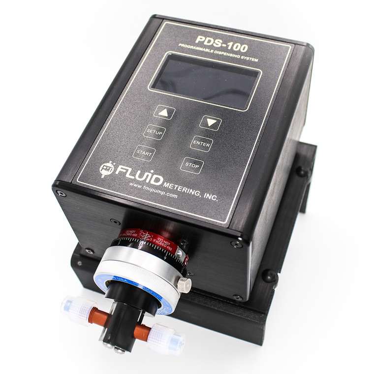 The PDS100-RH-RH0CTC is a programmable precision dispenser.