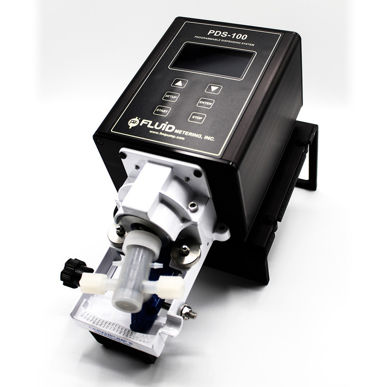 The PDS100-STQP-Q1CKY is a programmable precision dispenser.