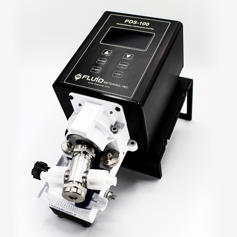 The PDS100-STQP-Q1SAN is a programmable precision dispenser.
