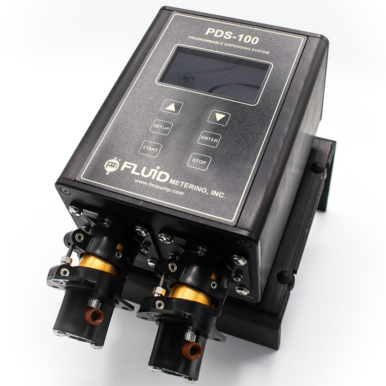 The PDS100-SFSTH-RH00STY is a programmable precision dispenser.