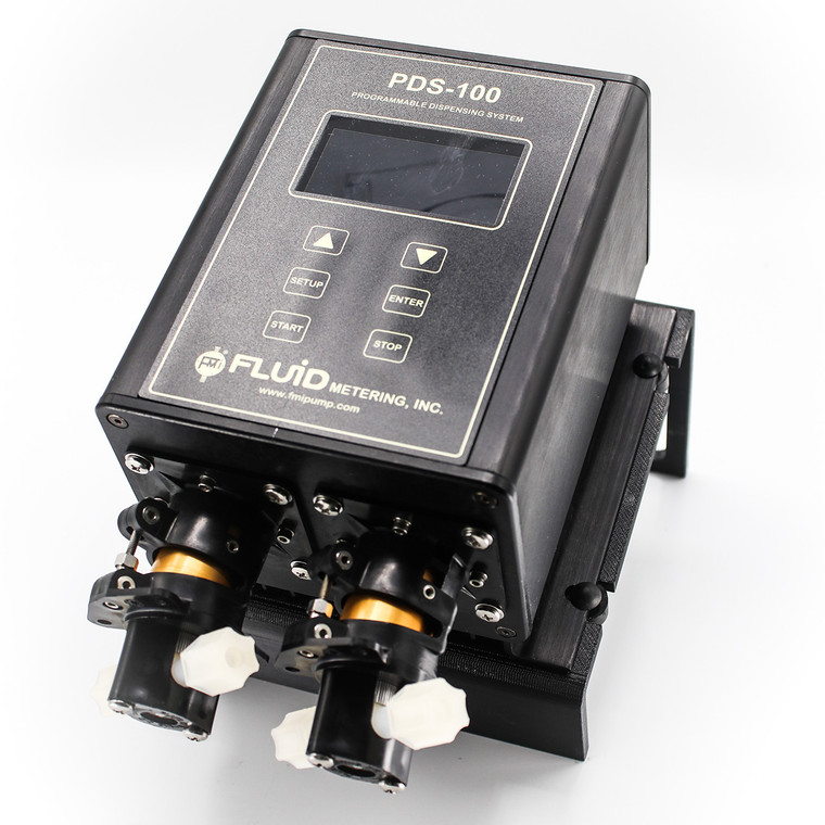 The PDS100-SFSTH-RH00SKY is a programmable precision dispenser.