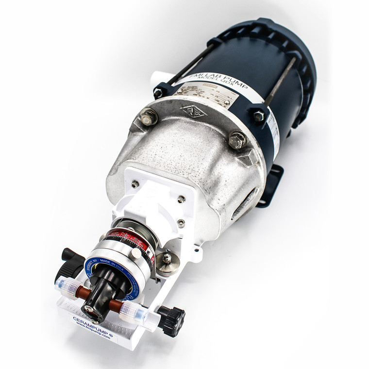 The QDX-RH0CTC Hazardous Duty pump is designed for use in hazardous commercial, industrial, and laboratory applications.