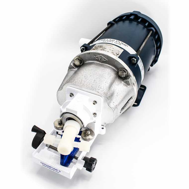 The QDX-Q1CKC Hazardous Duty pump is designed for use in hazardous commercial, industrial, and laboratory applications.