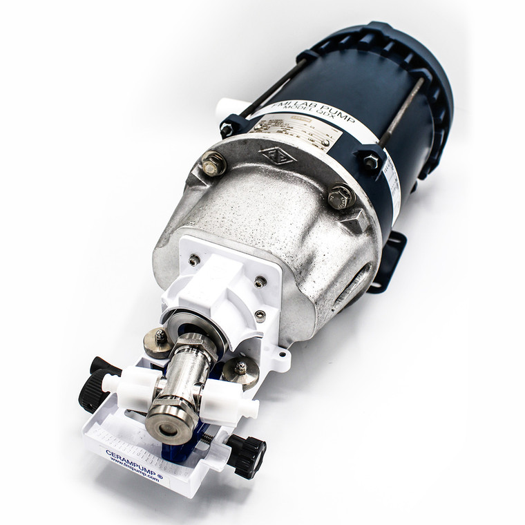 The QDX-Q1SAN Hazardous Duty pump is designed for use in hazardous commercial, industrial, and laboratory applications.