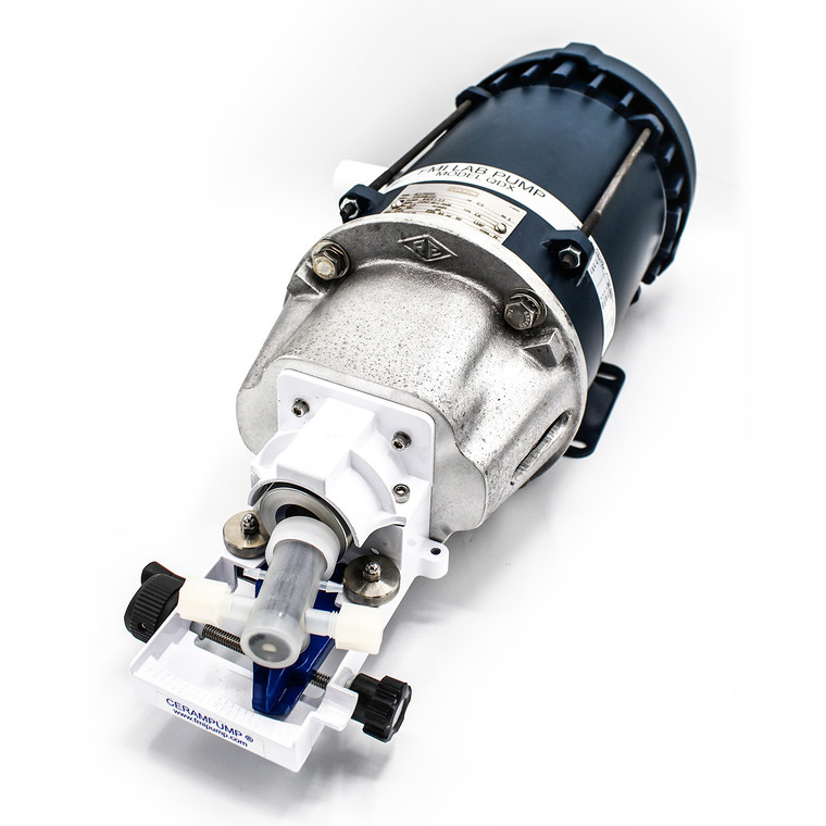 The QDX-Q2SKY Hazardous Duty pump is designed for use in hazardous commercial, industrial, and laboratory applications.