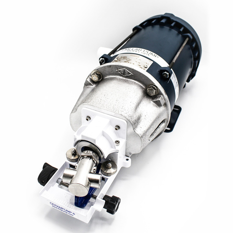 The QDX-Q2SSY Hazardous Duty pump is designed for use in hazardous commercial, industrial, and laboratory applications.