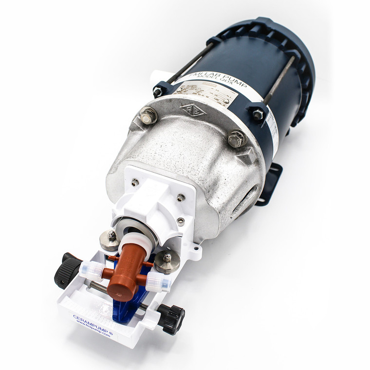 The QDX-Q2STY Hazardous Duty pump is designed for use in hazardous commercial, industrial, and laboratory applications.