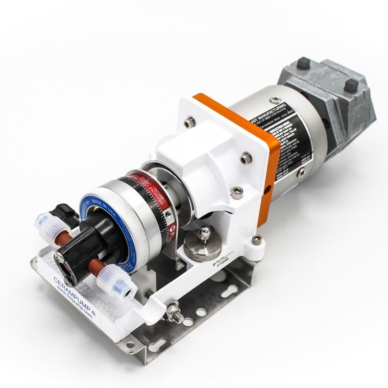 Fluid Metering, Pneumatic Pumps, GPD-RH00ZTC