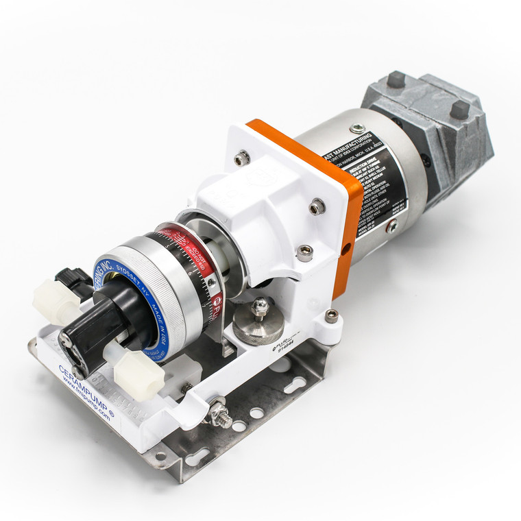 The GPD-RH0CKC Low Speed Pneumatic pump is an ideal power alternative when an electrical hook up is not readily available.