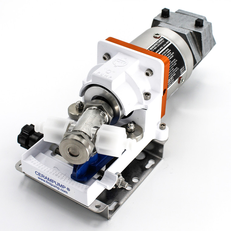 Fluid Metering, Pneumatic Pumps, GPD-Q1SAN
