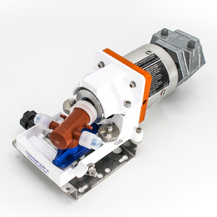 Fluid Metering, Pneumatic Pumps, GPD-Q1CTC