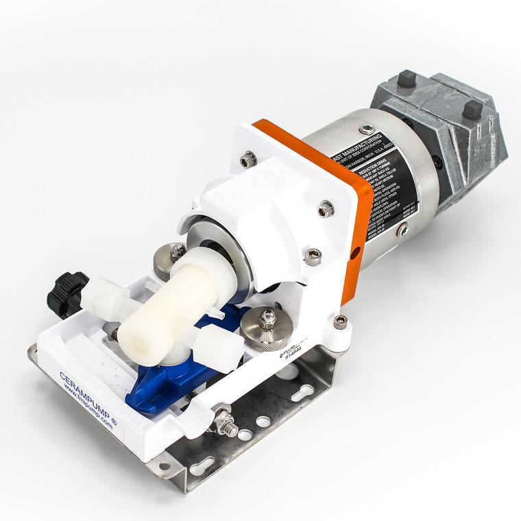 Fluid Metering, Pneumatic Pumps, GPD-Q2CKC