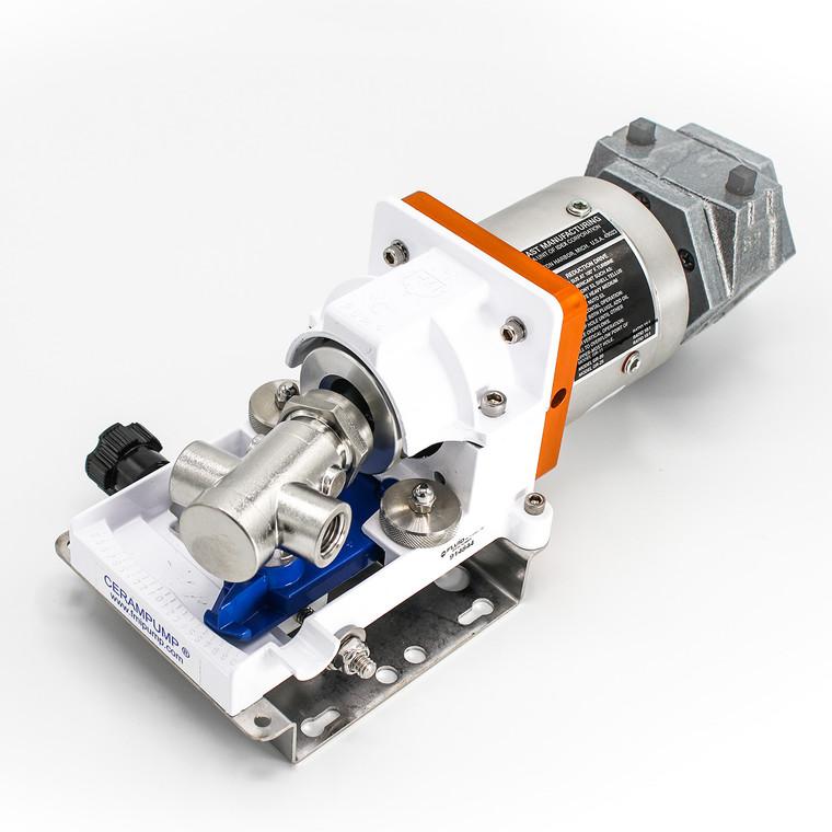 Fluid Metering, Pneumatic Pumps, GPD-Q2SSY