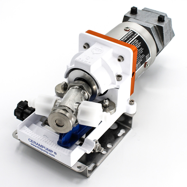 Fluid Metering, Pneumatic Pumps, GPD-Q2SAN