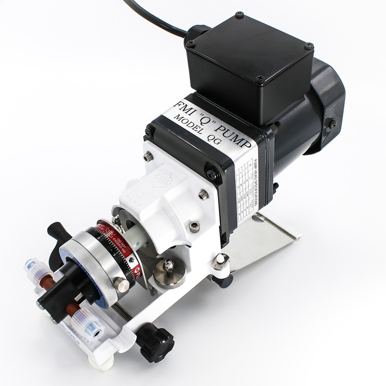Equipped with a rugged, high speed TEFC motor, the QG250-RH1CTC pump is designed for general lab and industrial use.
