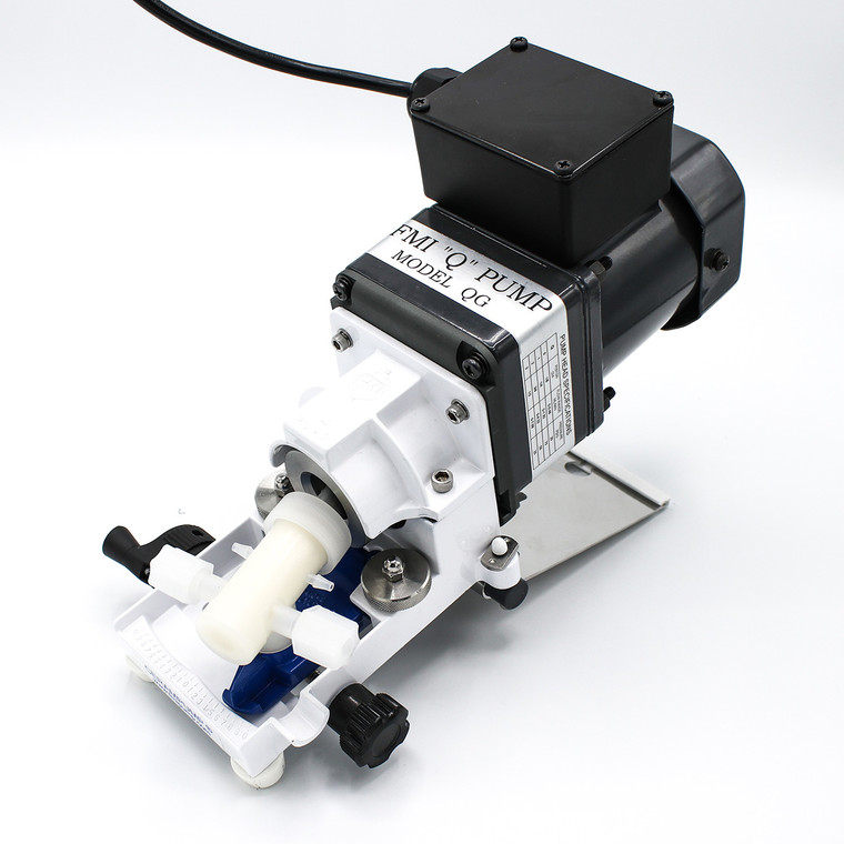 Equipped with a rugged, high speed TEFC motor, the QG250-Q1CKC pump is designed for general lab and industrial use.