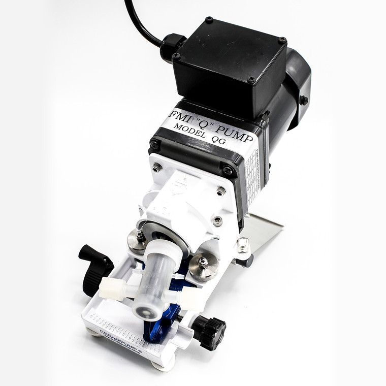 Equipped with a rugged, high speed TEFC motor, the QG250-Q1SKY pump is designed for general lab and industrial use.