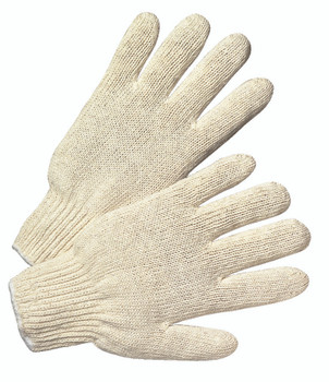 Anchor Regular Weight String Knit Gloves: 6700