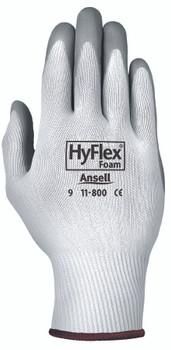 Hyflex Foam Gloves: 11-800-7