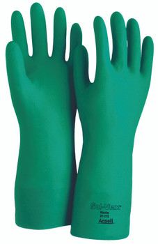 Sol-Vex Unsupported Nitrile Gloves: 37-175-9