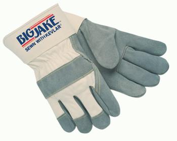 Memphis Heavy-Duty Leather Side Split Gloves: 1700L