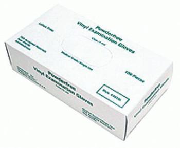Disposable Vinyl/Latex Gloves (Large): 5010L