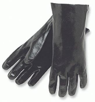 Economy Dipped PVC Gloves: 6218