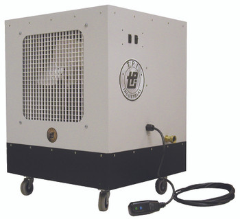 TPI Portable Work Station Evaporative Cooler (12 in.): EVAP-12