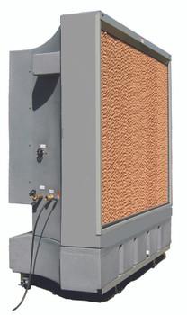 TPI Heavy Duty Portable Evaporative Coolers (36 in.): EVAP-36