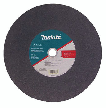 Abrasive Cut-Off Wheels (14 in.): A-93859-25