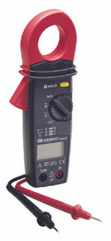 Auto-Ranging Digital Clamp Meters (600 V): GCM-221