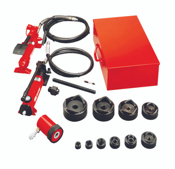 Slug-Out Hydraulic Knockout Sets (4 in.): KOH540A