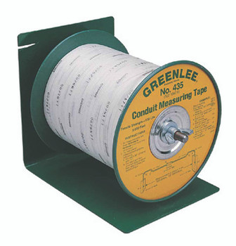 Conduit Measuring Tape Pay-Out Dispensers: 434