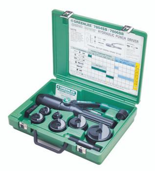 Quick Draw Hydraulic Punch Kits: 7806-SB