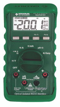 Digital Multimeters: DM-210  1