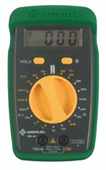 Manual Ranging Multimeters: DM-40