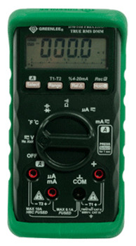 Plant Digital Multimeters: DM-500