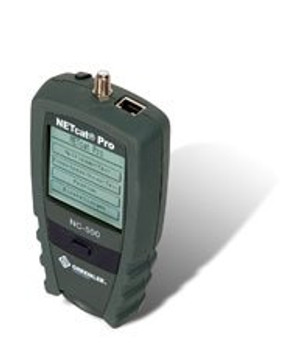 Data and Video Wiring Testers: NC-500