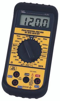 Test-Pro Contractor-Grade Multimeters: 61-361