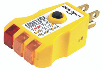 Receptacle Testers: 61-501