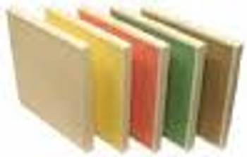 Aeolus Mini Pleat Plastic Header Frame Filters - Merv 16 (White, Choose Size)