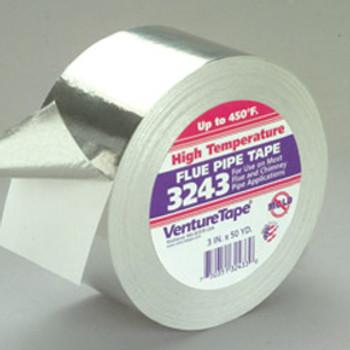Venture - High Temperature Foil Tape - 3243 (3 in. X 50 yds.)