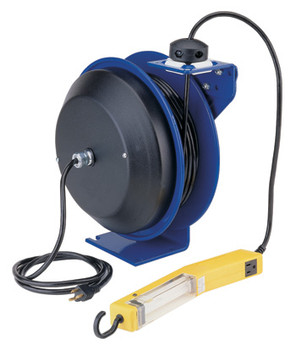 EZ-Coil Power Cord Reels (50 ft.): EZ-PC13-5016-A