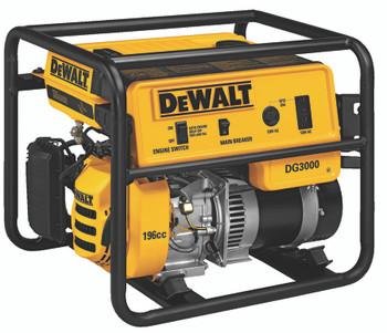 Dewalt Gas Generators (23.60 in.): DG3000