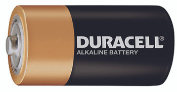 Duracell Alkaline Batteries (C): MN1400