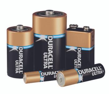 Duracell Advanced Ultra Batteries (AAA): MX2400BKD