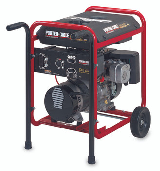 Porter Cable Electric Generators (37 in.): H650IS-W