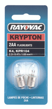 Flashlight Bulbs: K4-2