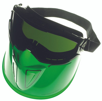 Monogoggle XTR & The Shield (Black with IR 5.0 Lens): 3010346
