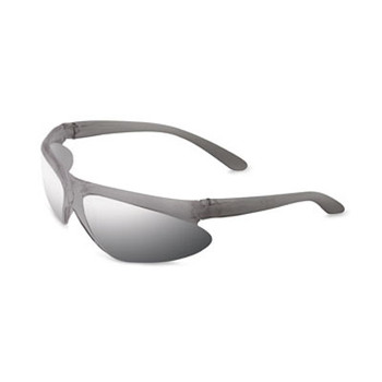 A400 Series Eyewear (Gray with Silver Mirror Lens): A403
